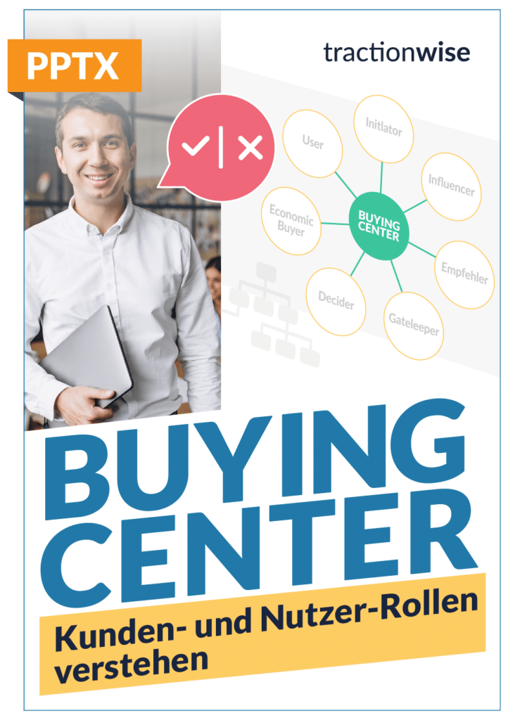 Product Buying Center