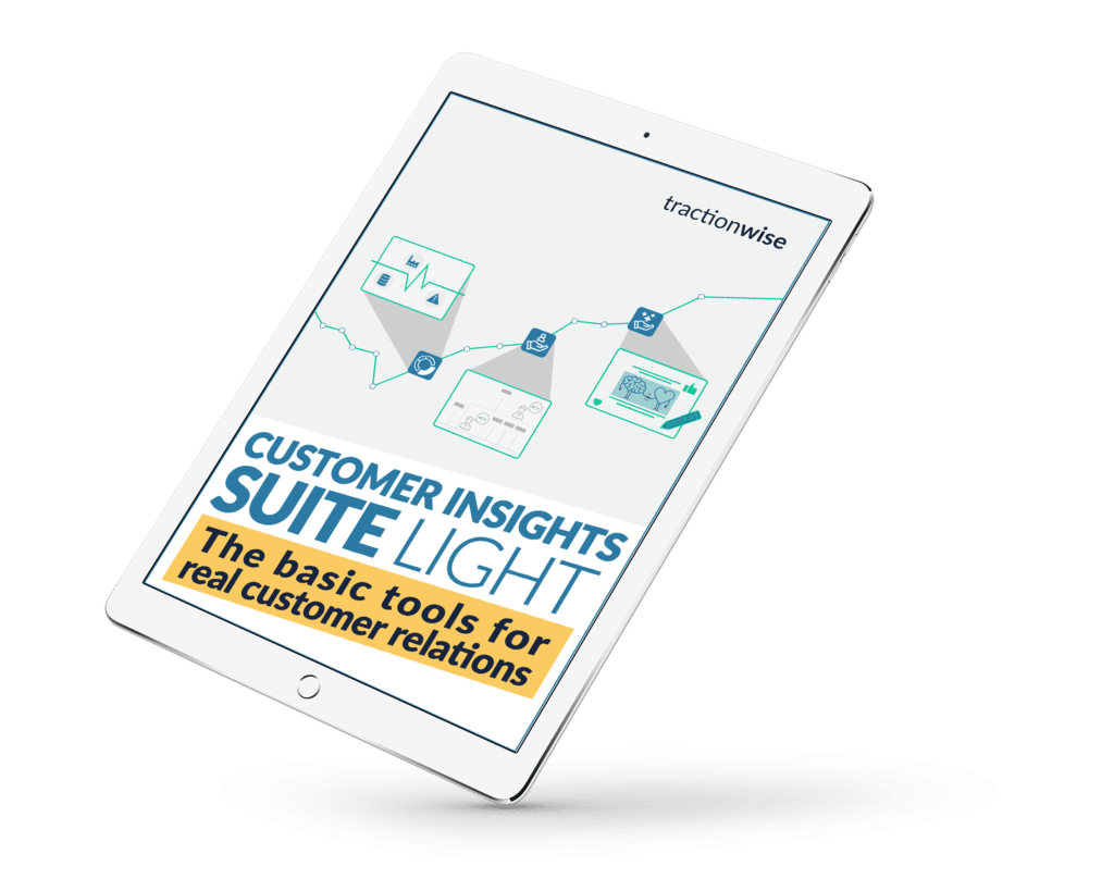 Customer Insights Suite Light bright version