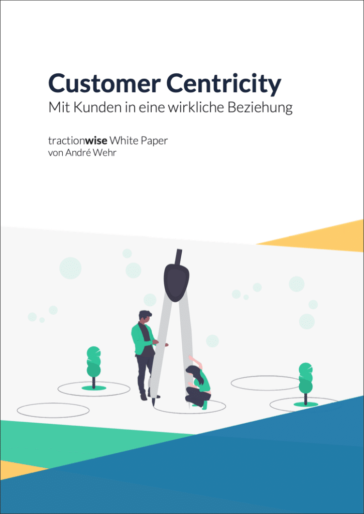 Vorschaubild des Whitepapers Customer Centricity