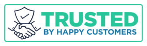 trusted by happy customers Seal