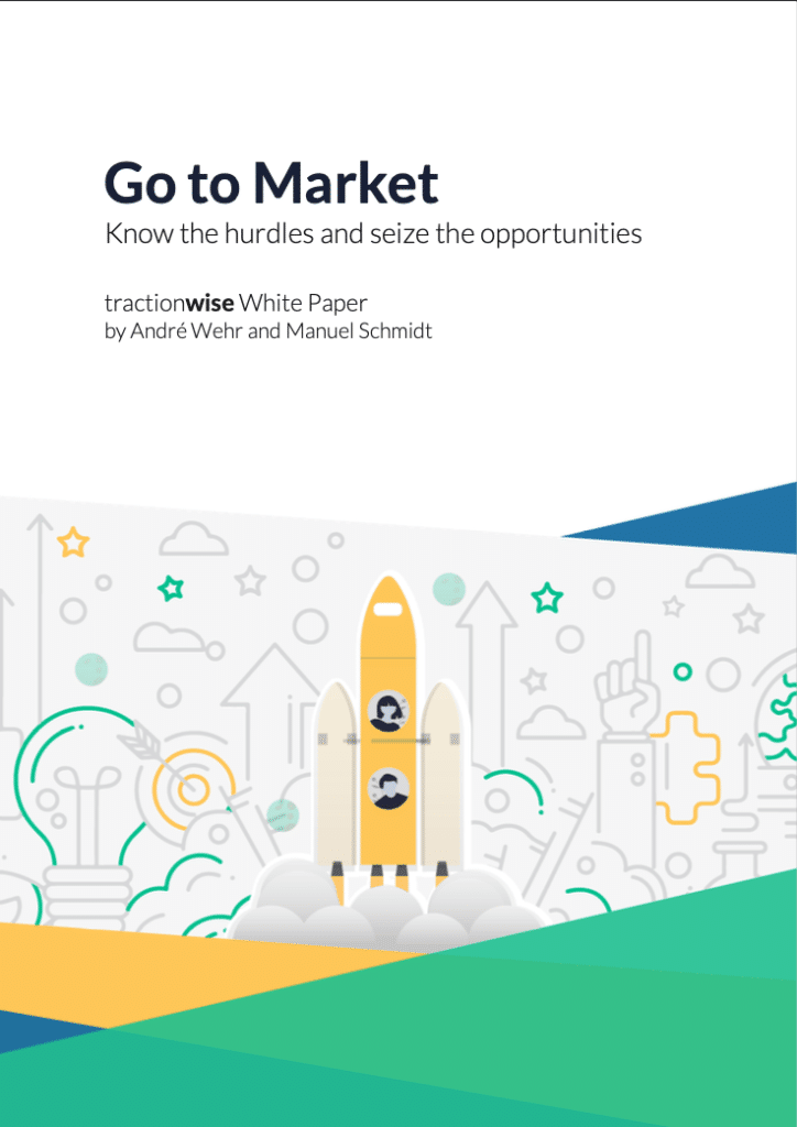 Whitepaper Go to Market Cover